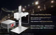 Easy carry and Portable Fiber Laser Marking Machine Price Support laptop(Plug and Play) for mobilephone case