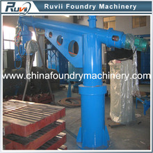 Double Arm Continuous Sand Mixer in Resin Sand&Sodium Silicate Sand Plant