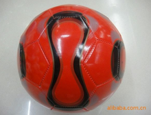 Machine Stitched Football soccer ball logo could be printed