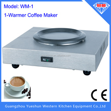 High quality stainless steel commercial electric coffee warmer
