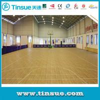 Indoor basketball court floor for sale