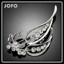 Latest Fashion Cheap Wedding Brooches Hijab Pin Wholesale Bulk DRJ0264