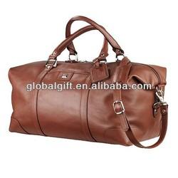 Leather Weekender Duffle Bags