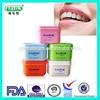 Plastic Denture Box Mouth Storage Case Dental Mould Storage Case