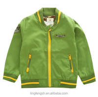 custom high quality cold proof kids jacket for winter