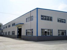 BV verified low cost prefabricated steel structure warehouses