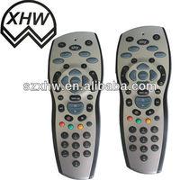 sky rubber keys universal remote control/urc22b universal remote control