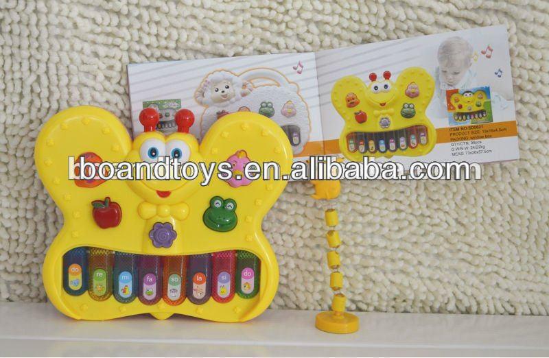 kelebek elektronik org oyuncak