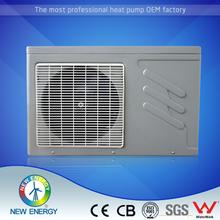 pompa di calore in plastica aria acqua pompa di calore piscina prezzo di fabbrica 2016 nuovo prodotto