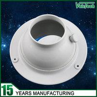 havc jet nozzle circle air ventilation round soffit vents adjustable air vent