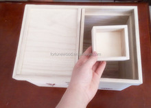 multifunctional home wooden storage box