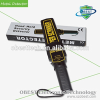 Used Metal Detector Food Industry with High Sensitivity