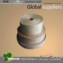 Fiberglass Tape Factory Direct Sale Heated Treated Glass Fiber Fabric