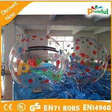 walking balls sport games walk,giant ball inflatable water walking for kids and adults