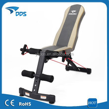 Adjustable Decline Incline Home Gym Weight Bench Press Fitness Equipment Padded Sit-Up Bench