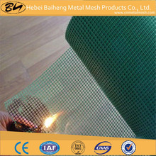 anping factory supplies green color window screen with low price