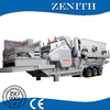 Latest Technology mobile building waste crusher