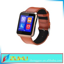 2015 newest chip smart watch with 3 hours talk hours, remote camera,fully compatible system