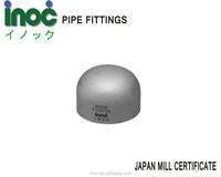 ANSI/JIS Japan quality stainless steel pipe end cap
