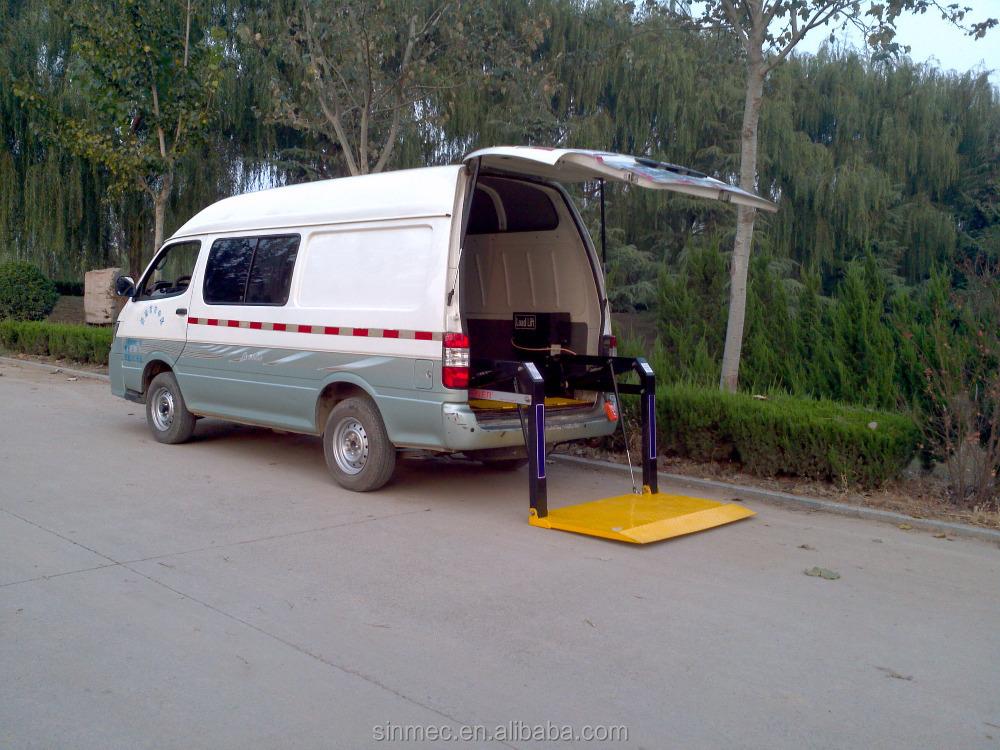 Hydraulic Lift Tailgate : Sinmec truck tailgate lift hydraulic tail for car