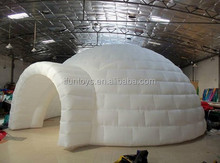 inflatable dome tent / inflatable dome building / air tent dome for sale