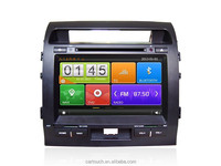 for Toyota Land Cruiser touch screen car dvd player gps navigation