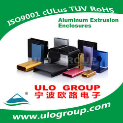 Top Quality Low Price Electrical Aluminum Extrusion Enclosure Manufacturer & Supplier - ULO Group