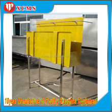 Slaughtering machinery electric shock paralysis