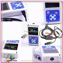 CE&FDA approved Handheld Pulse Oximeter with other pulse oximeter spo2 sensor--pulse oximeter for babies and adults