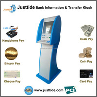 Factory Price Touch Screen Credit Card Self Payment Kiosk