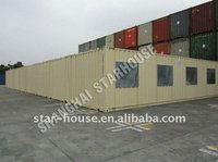 ISO9001:2008 Cheapest Prefab Portable Container Booth Kiosk Shop