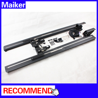 auto electric side step for land rover discovery 4 Aluminum running board