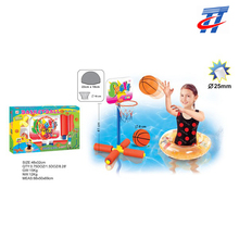 Water sports basketball play set swimming ring sport toys