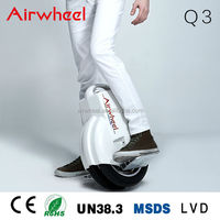 Airwheel one wheel bicycle with CE ,RoHS certificate HOT SALE