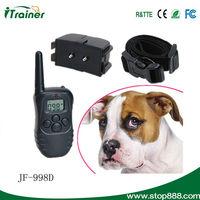 hot sale 998D Training Dog Collar Vibrating And Shock Dog Collar