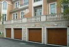 Wholesale Cheap Good Quality Galvanized Steel Sectional Garage Door