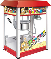 Factory price good quality flavored popcorn machine