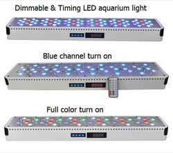 full spectrum coral reef aquarium light LED freshwater fish tank aquarium lighting waterproof IP65
