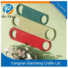 2015 best selling good quality metal bottle opener of cheap price as business promotional gifts for your partners and friends