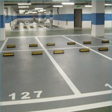 water Based Stone Hard Parking Lot concrete floor paint