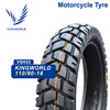 China high performance tubeless motorcycle tire 110/90-16