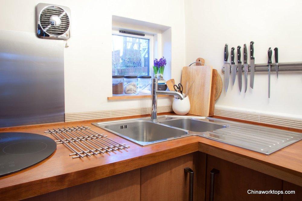 Piano di lavoro cucina leroy - Piano lavoro cucina legno ...