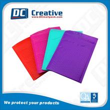 colored plastic bubble envelope custom bubble padded mailer