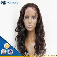 silk top short blonde virgin human hair mongolian curly full lace wig in stock