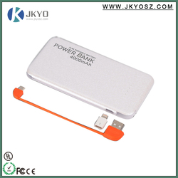 Online Shopping 2USB Rohs Mobile Power Bank 4000mAh, Mobile Power Pack