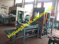 QT4-20 hydraulic block/ interlocking brick making machine