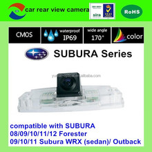 "factory manufacture car rear view camera specialized wide angle CE ROHS FCC IP69 480TVL 1/4"" CMOS"
