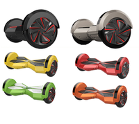 2015 two wheel rock smart balance 8inch electric scooter self balance board scooter with bluetooth speaker