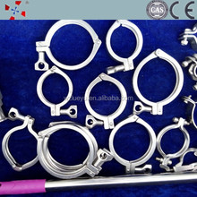 stainless steel sanitary round tube clamp