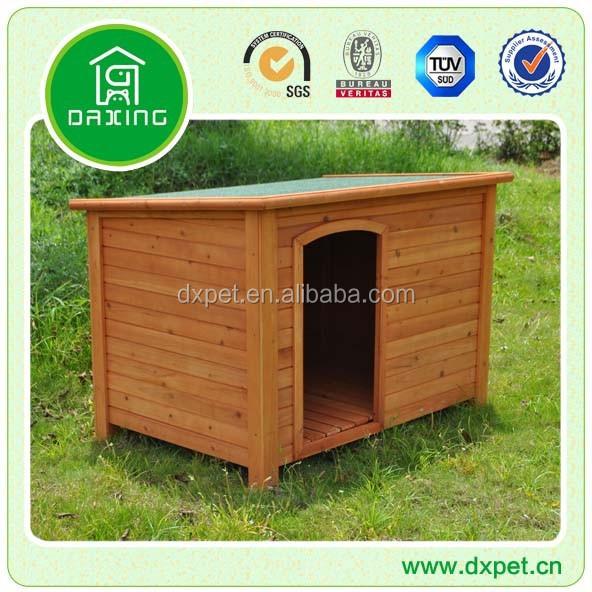 2015 sıcak satış ucuz ahşap köpek kulübesi